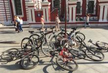 велосипеды Молоково