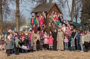 Воскресные школы Молоково и Бесед