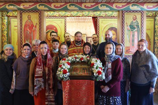 <b>17 февраля 2021 г. память священномученика Алексия Шарова</b>