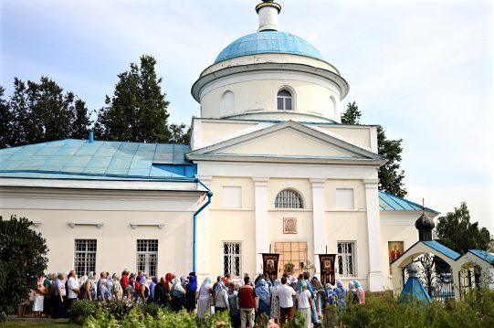 <b> 21 июля 2021 года </b> Наш престольный праздник в честь Казанской иконы Богородицы!