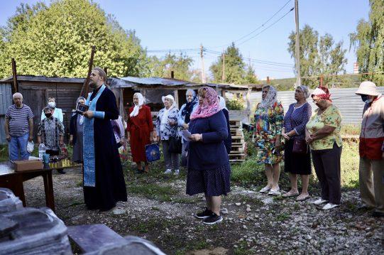 <b> 28 августа 2021 г.</b> Престольный праздник в д. Андреевское