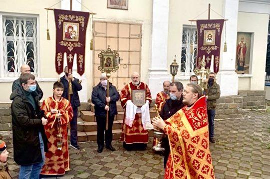 <b>8 ноября 2020 г.</b> Престольный праздник в честь вмч. Димитрия Солунского