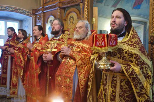 <b> 17 февраля 2018 г.</b> День памяти Новомучеников Подмосковных