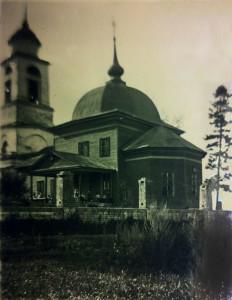 Иоанно-Богословский храм с.Ирининское