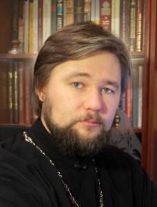 священник Дмитрий Березин