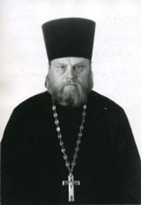 Протоиерей Валерий Бодров