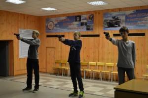Практическая стрельба ДОСААФ