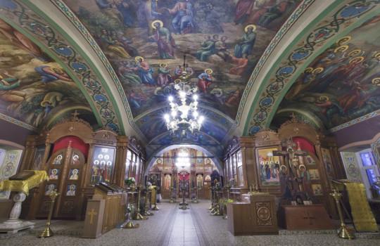 Казанский храм с.Молоково