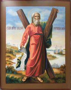 Апостол Андрей Первозванный Молоково