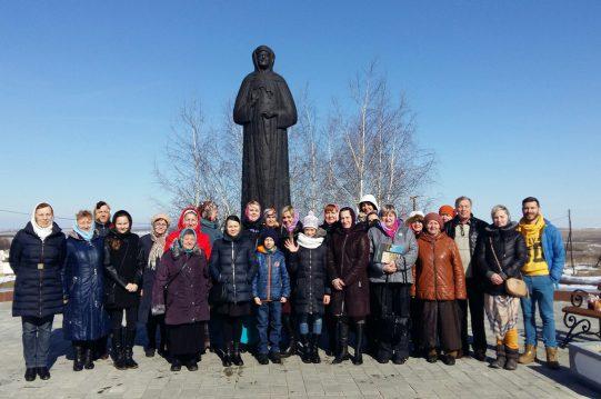 <b>12 марта 2017 г.</b> Паломничество на родину блж. Матроны Московской в Себино