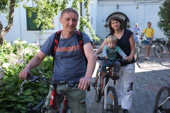<b> 8 июля 2018 г. </b> Велопробег в День Семьи, Любви и Верности