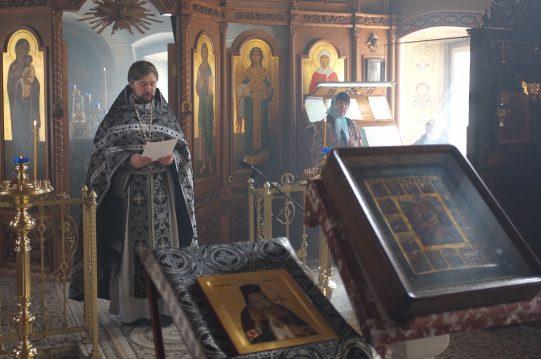 <b>3 марта 2017 г.</b> В Казанском храме прошла Литургия Преждеосвященных Даров с комментариями