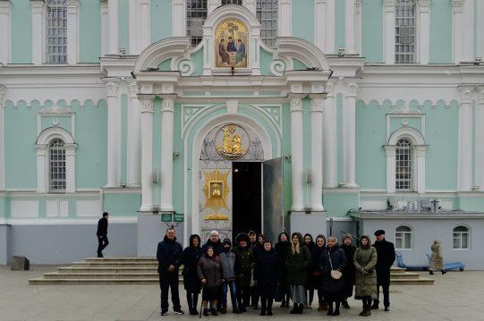 <b>20-22 марта 2020 г.</b> Паломническая поездка в Свято-Троицкий Серафимо-Дивеевский монастырь