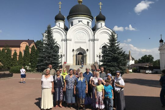 <b> 3-4 августа 2018 г.</b> Паломническая поездка к святыням Задонска